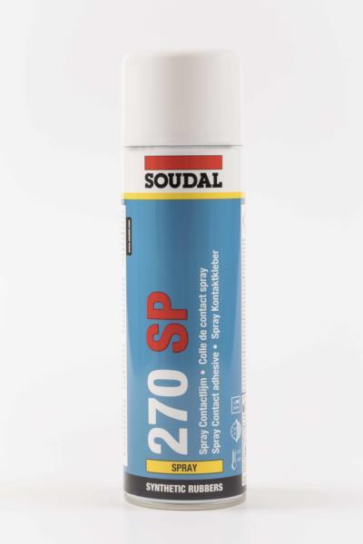 Colle de contact Spray Aérosol 500 Ml
