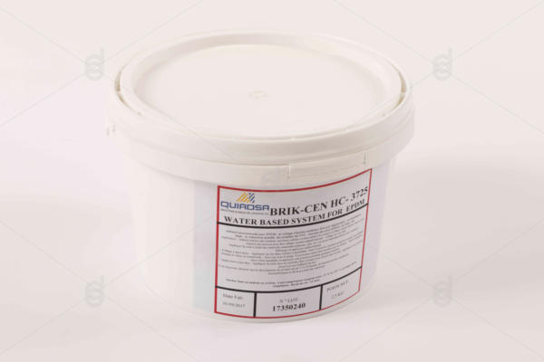 Colle acrylique pour EPDM 3 conditionnements