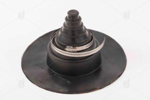 Le cône d'étanchéité adhésif D:2,5 à 16cm