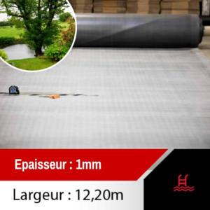 membrane EPDM bassin 12,20m