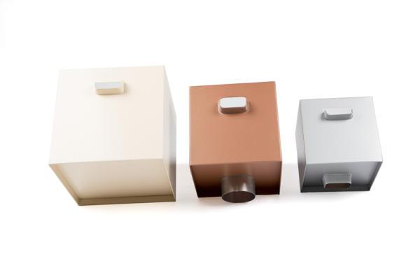 boite a eau - différents coloris