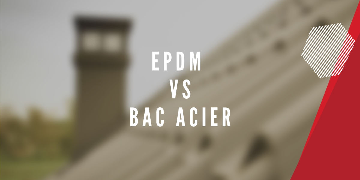 epdm bac acier