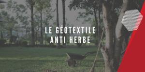geotextile anti herbe