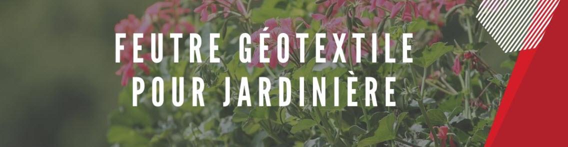 feutre geotextile jardiniere