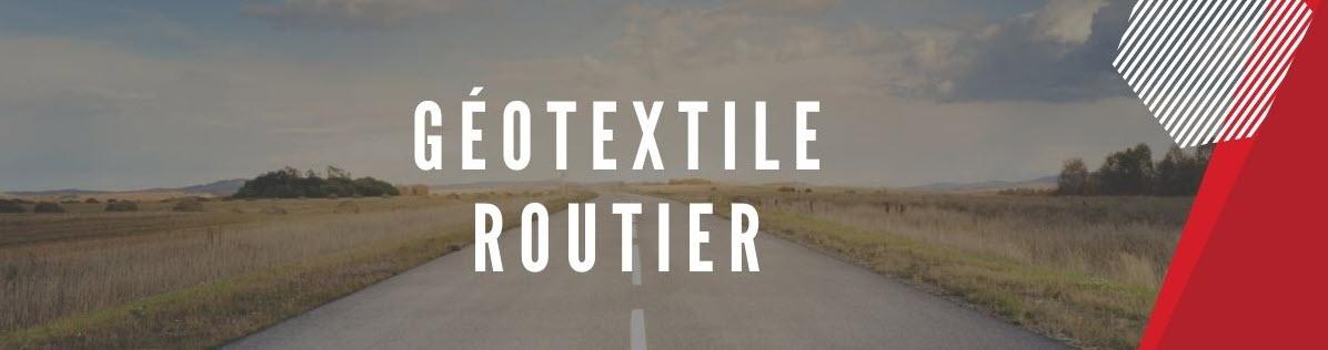 geotextile routier